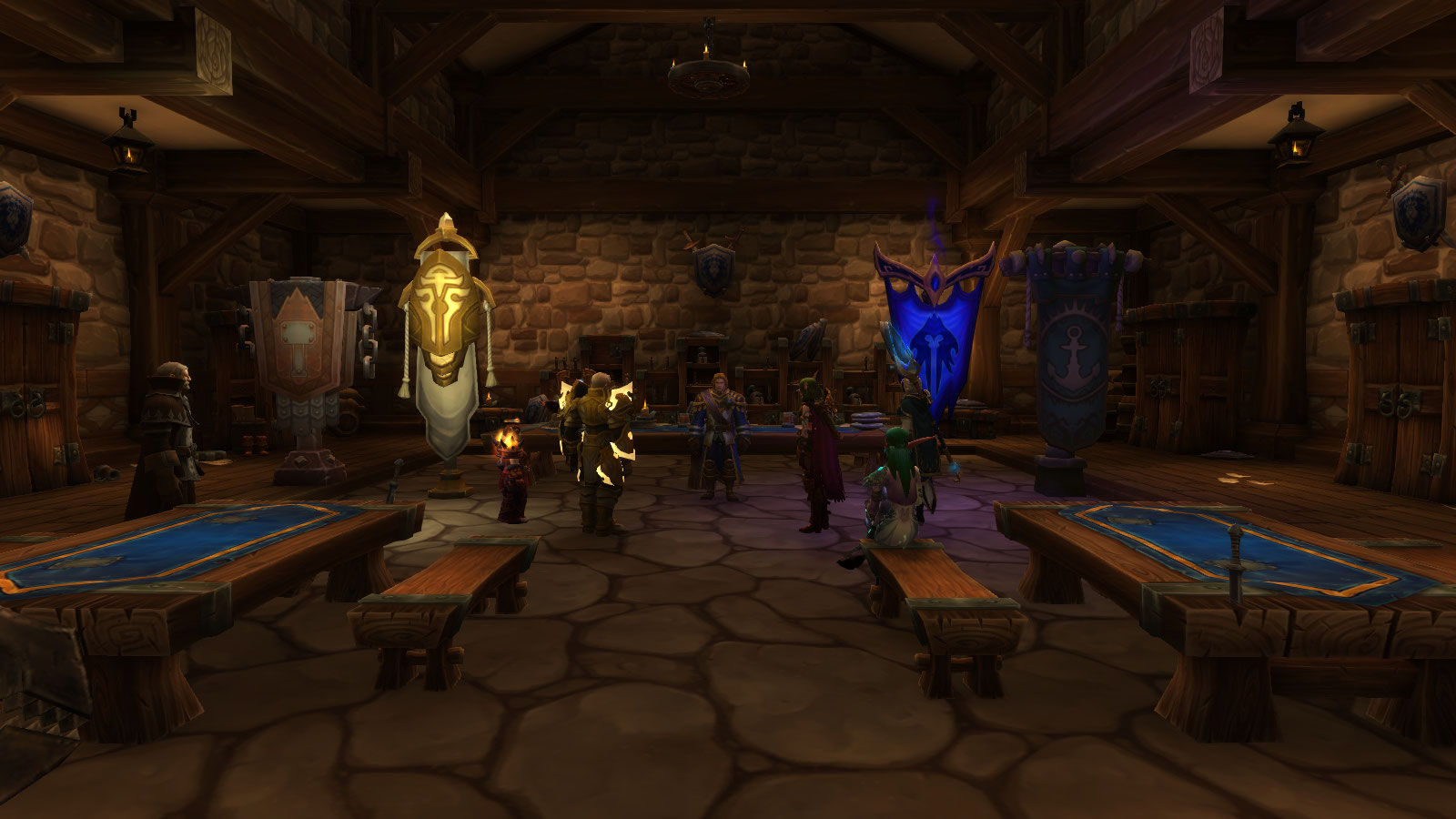 Ambassade de l'Alliance au patch 8.2