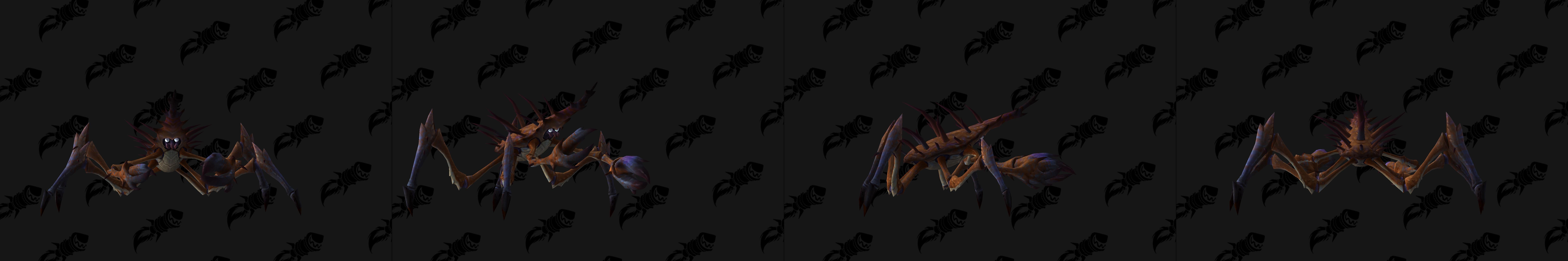 Nouveau modèle de créature au patch 8.2
