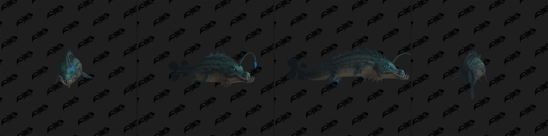 Modèle d'anguille au patch 8.2