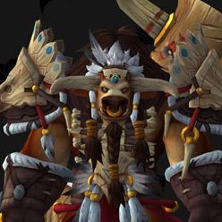 armures ancestrales Tauren