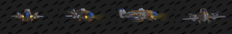 Modèle de bombardier au patch 8.2