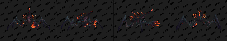 Modèle de crabe araignée au patch 8.2