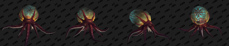 Modèle de sorcier Naga au patch 8.2