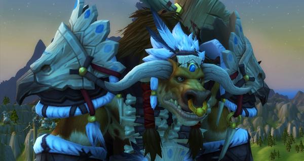 patch 8.2 : obtenir l'armure ancestrale des taurahe