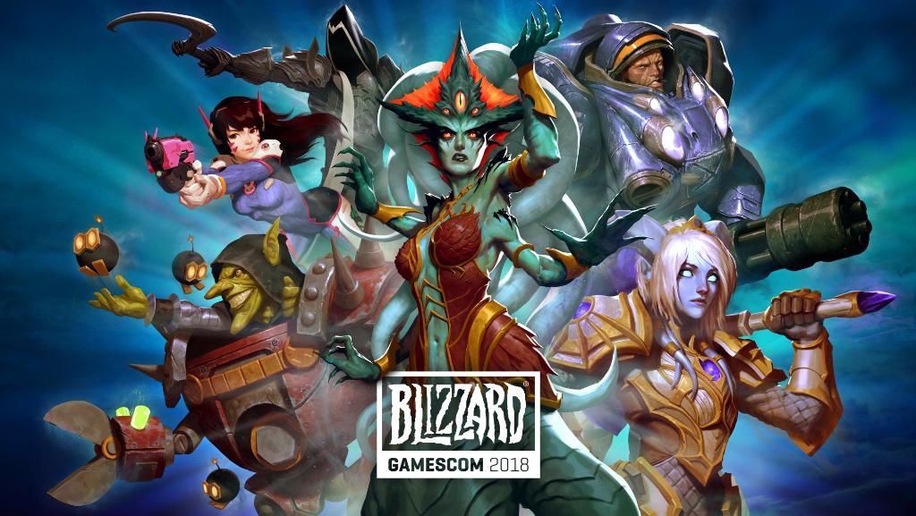 Pas de Gamescom cette année pour Blizzard