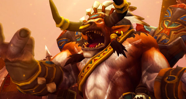 patch 8.1.5 : les reactions des dirigeants de la horde face a baine