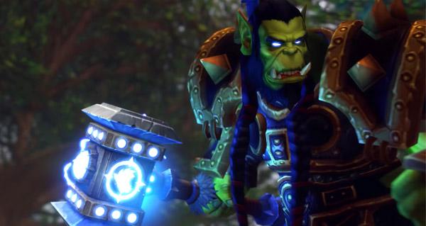 warcraft : les cinematiques ingame recreees avec le moteur de wow