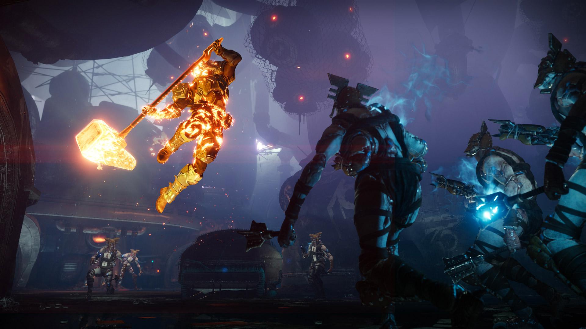 Activision rend les droits de publication de Destiny à Bungie, son développeur
