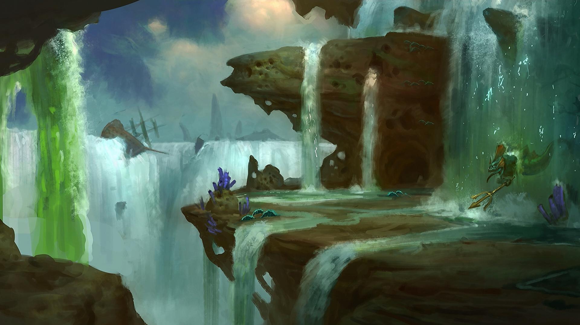 L'Alliance et la Horde découvre une fissure dans la grande mer : Nazjatar