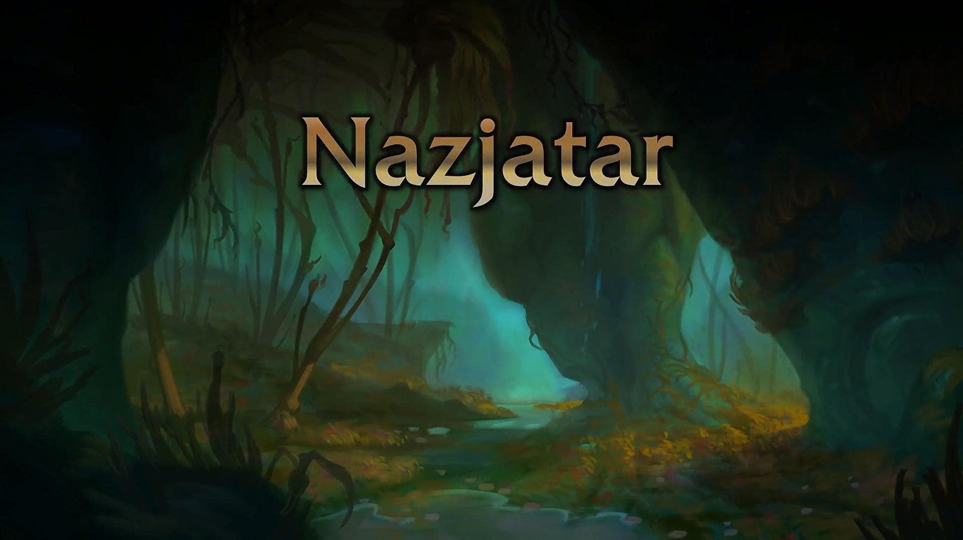Nazjatar arrive au patch 8.2