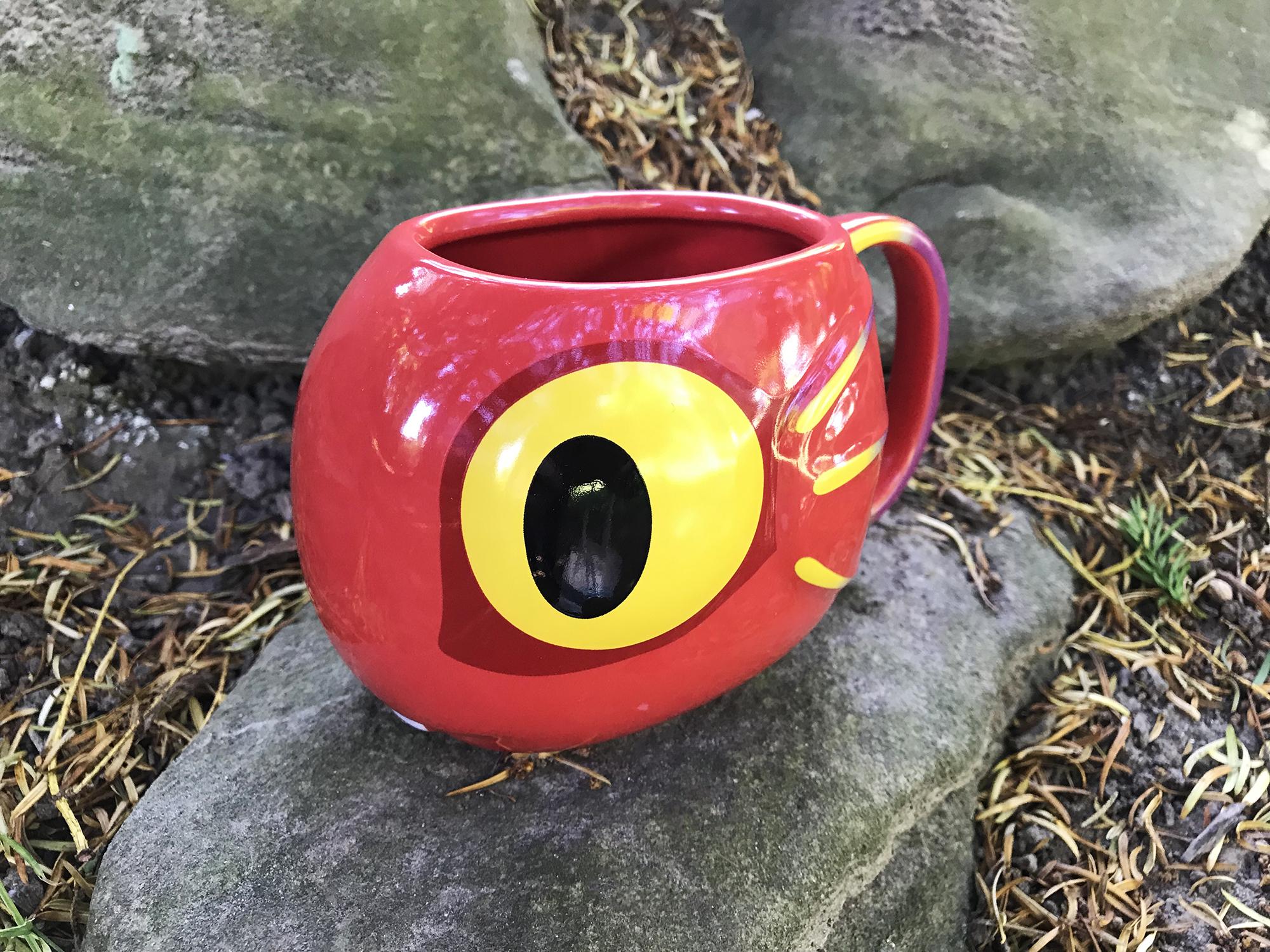 Mug murloc rouge vendu en avant-première à la Japan Expo 2019