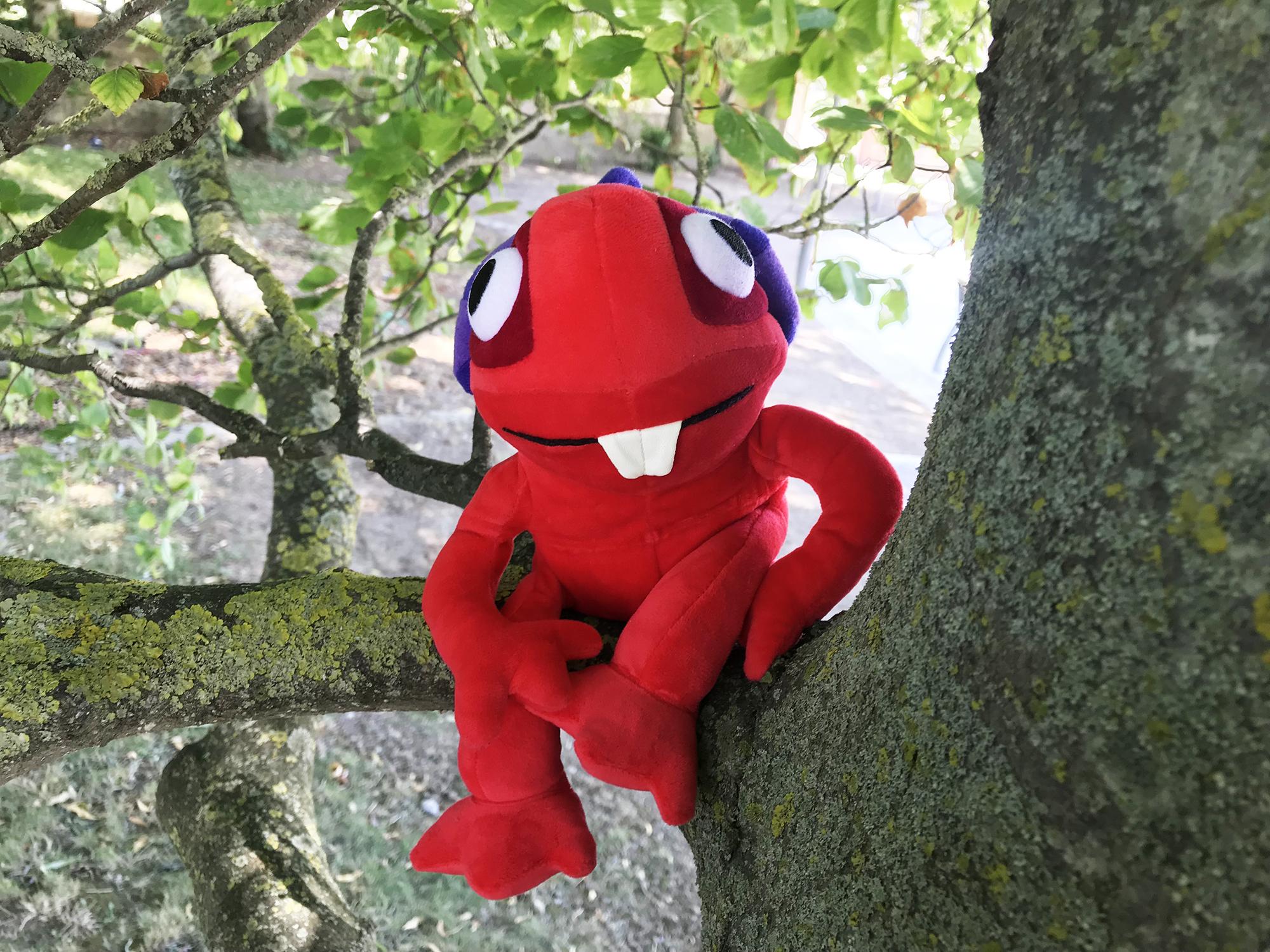 Peluche Murgl vendue en avant-première à la Japan Expo 2019
