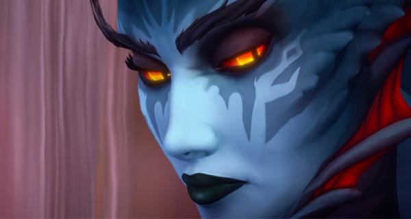 azshara mythique : le boss subit un nerf