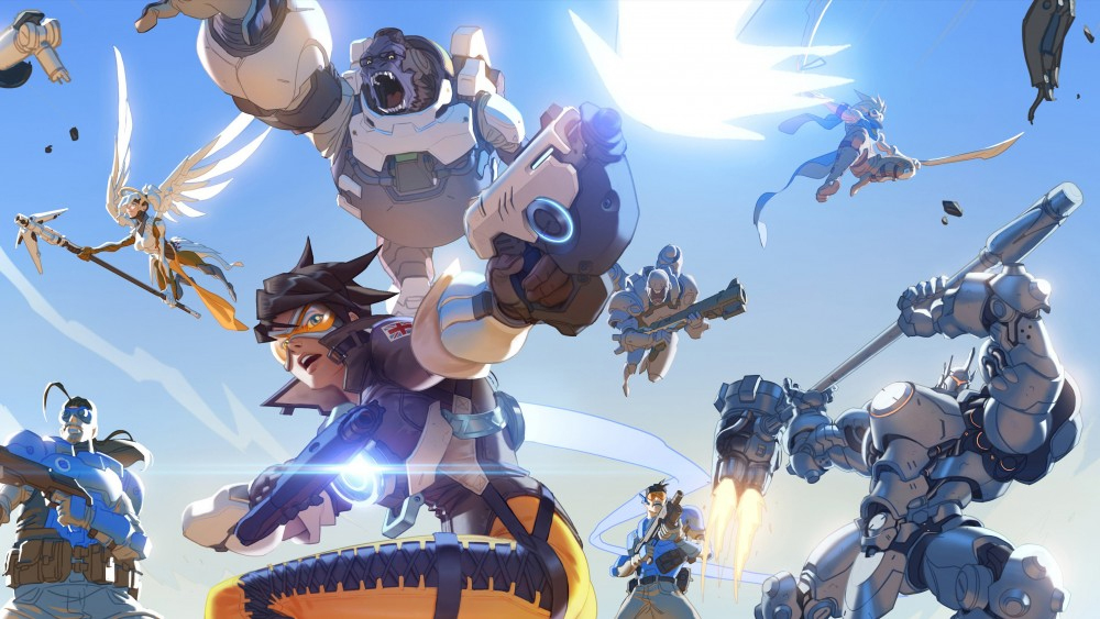 Franchise Overwatch de Blizzard