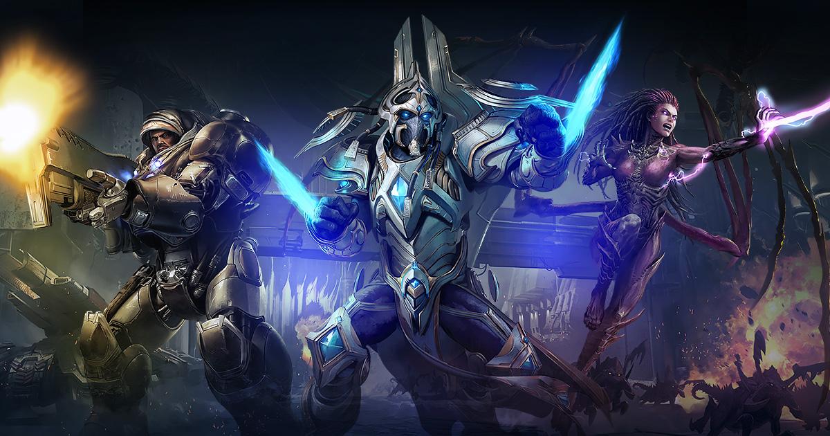 Le projet FPS pour Starcraft répondant au nom de code Ares a été annulé par Blizzard