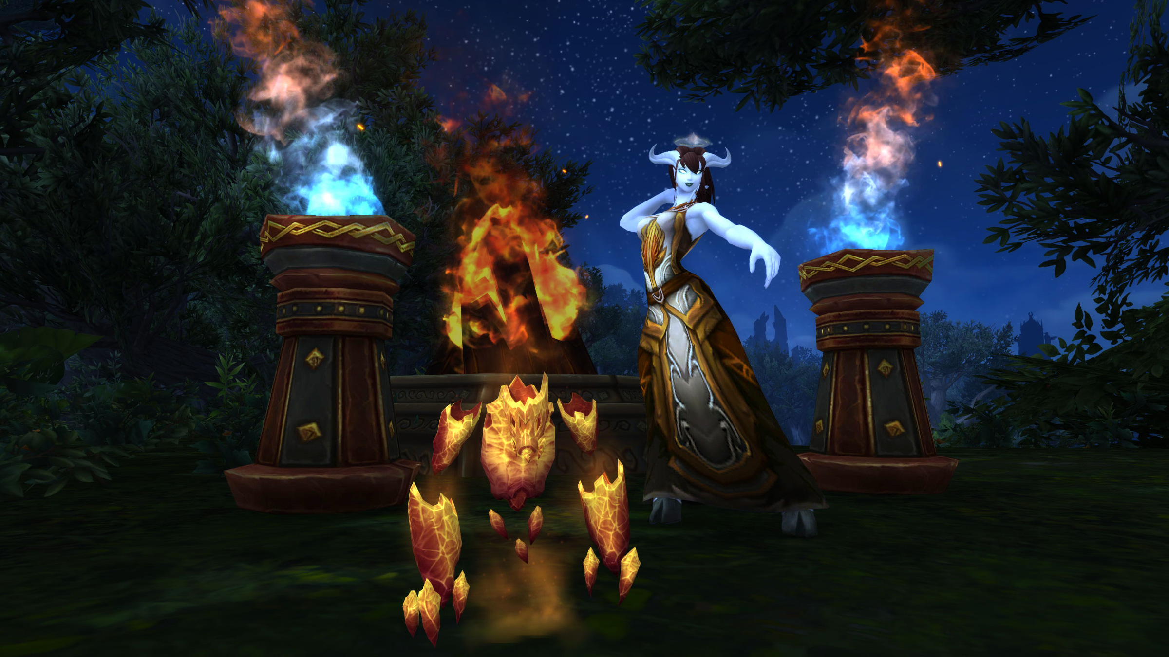 La Fête du Feu du solstice d'été débute le 21 juin dans World of Warcraft