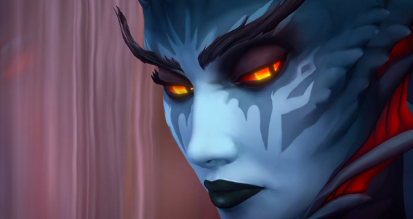 avenement d'azshara : la cinematique du patch 8.2 est disponible !