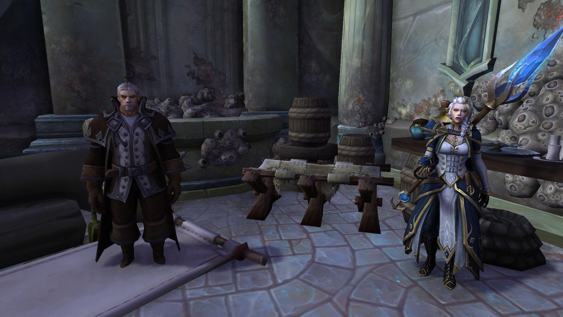 L'Alliance va concentrer ses efforts envers Azshara et laisser gagner du terrain à la rébellion de Saurcroc