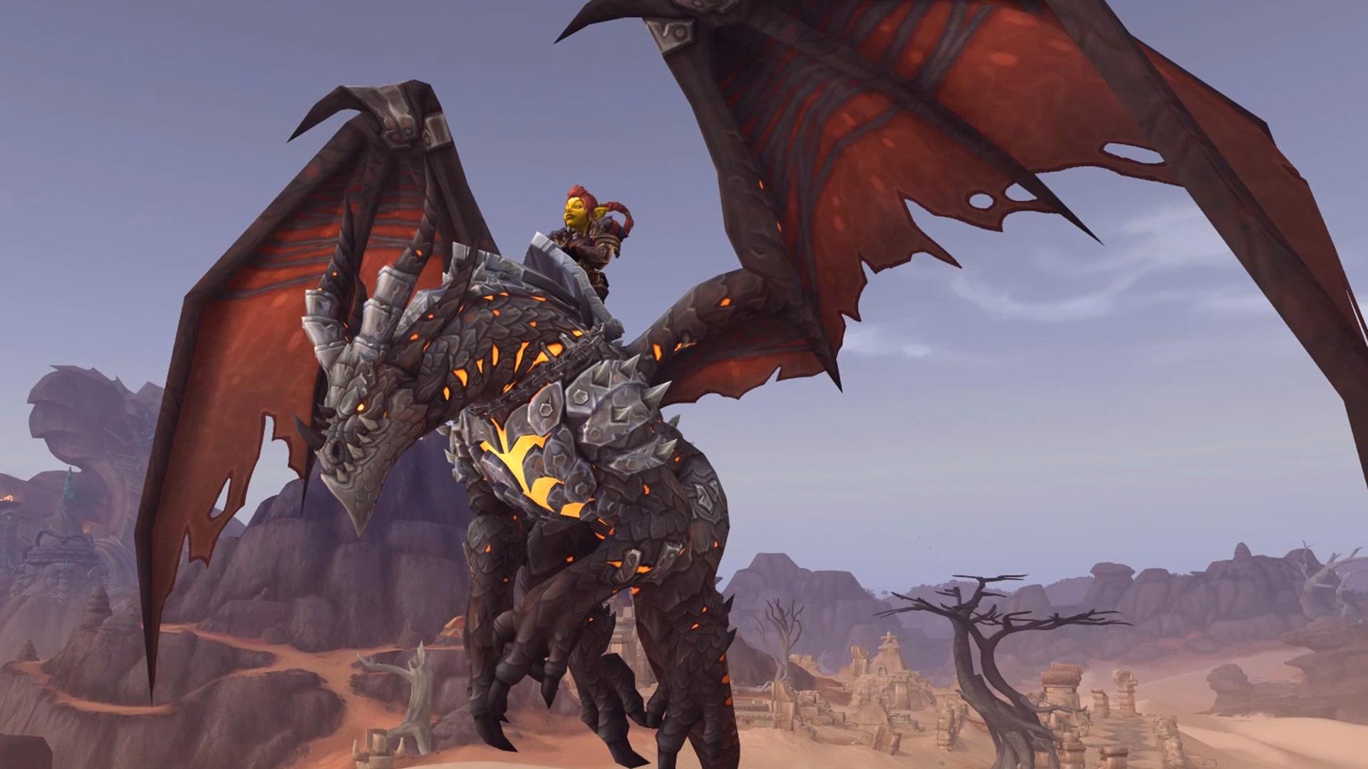 Venez à bout de 9 boss emblématiques de WoW pour récupérer le Brise-monde d'obsidienne