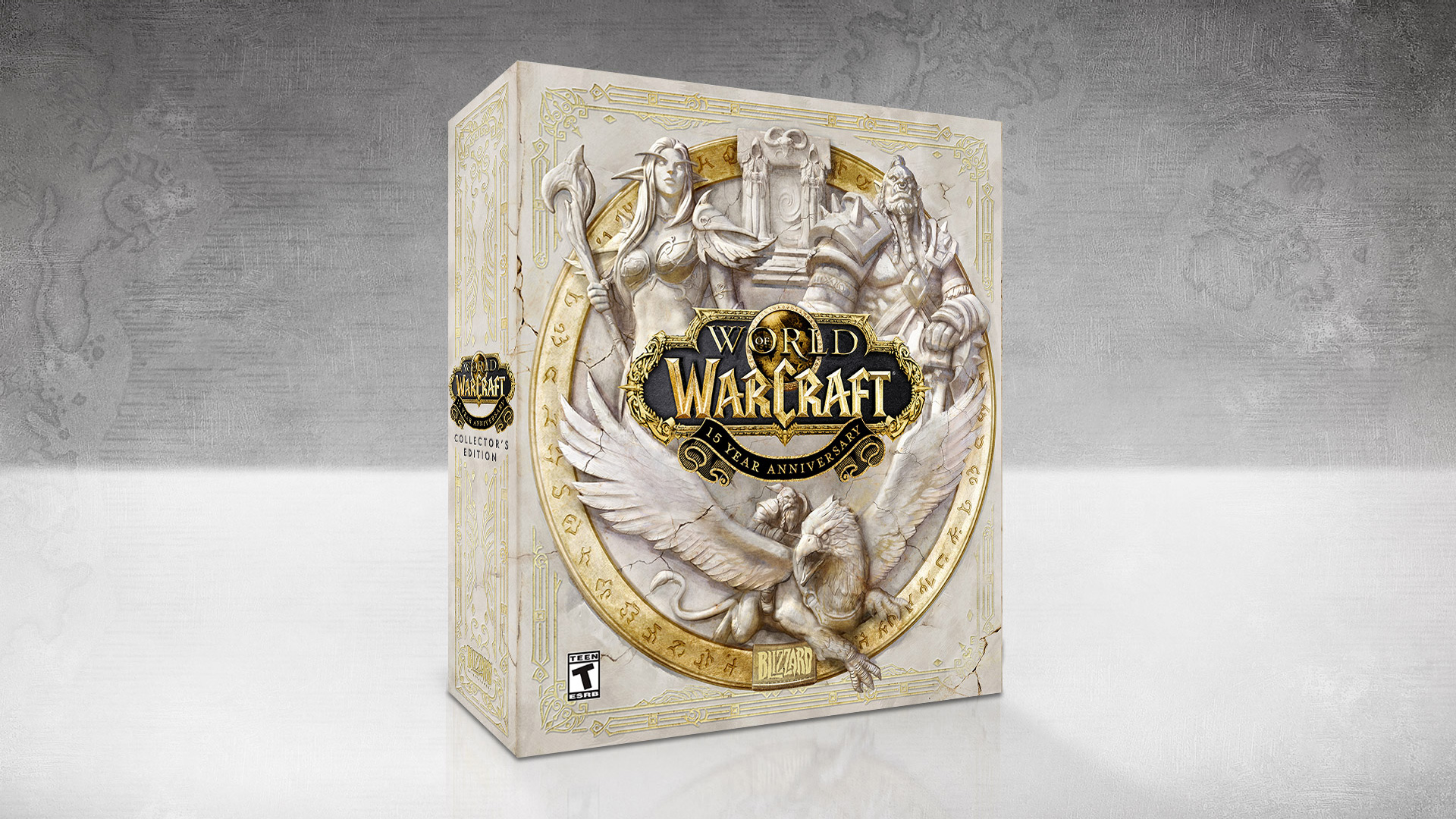 Collector anniversaire de World of Warcraft
