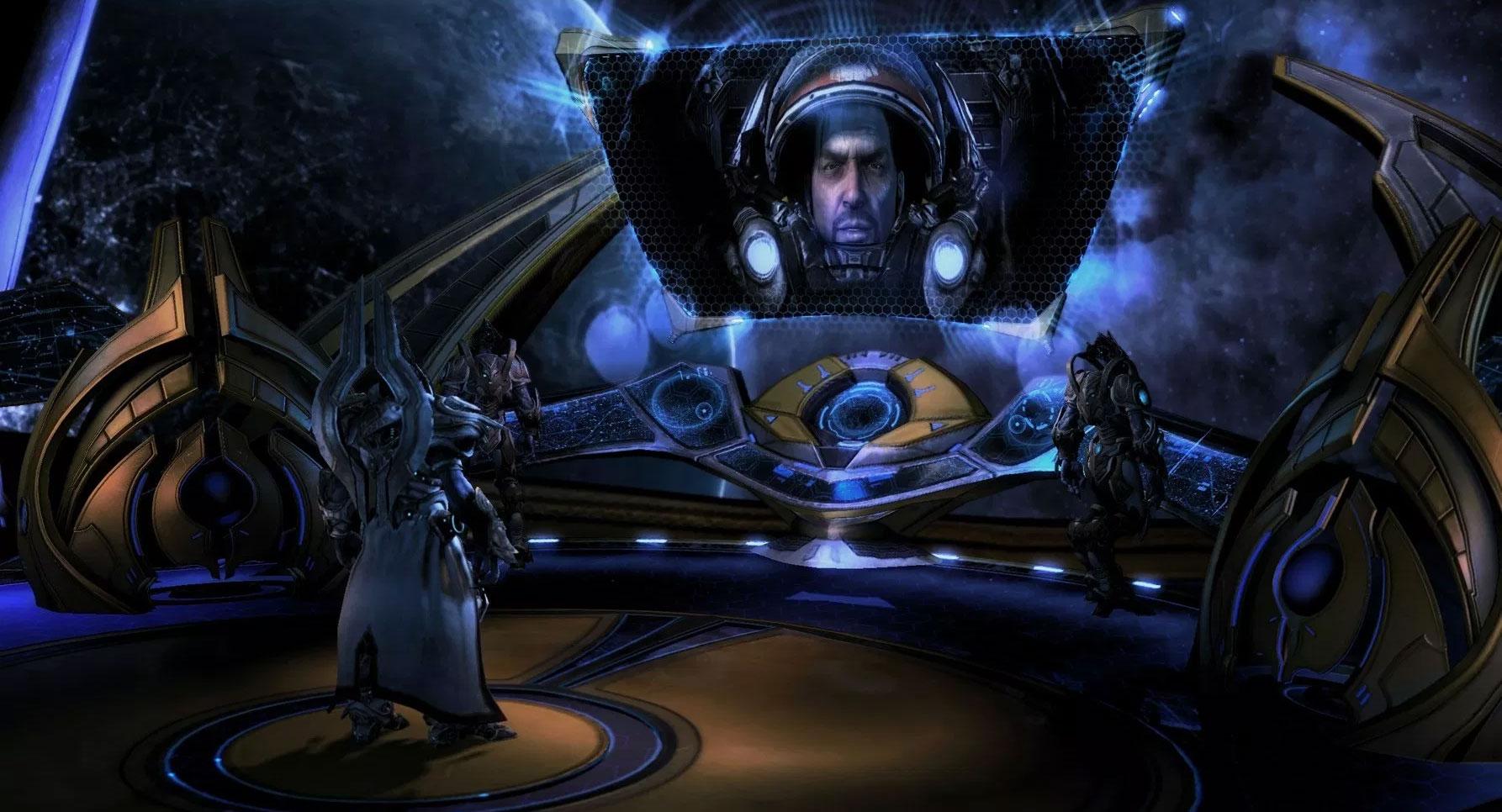 Un MMORPG Starcraft n'est pas prévu par Blizzard