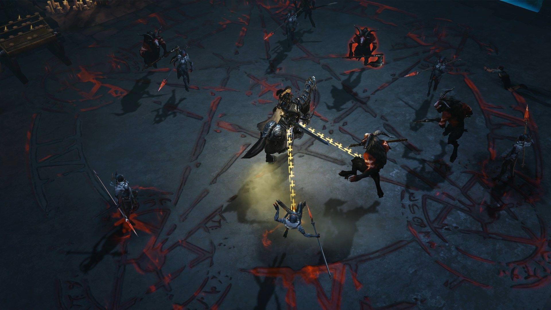 Diablo immortal est le premier jeu uniquement mobile de Blizzard