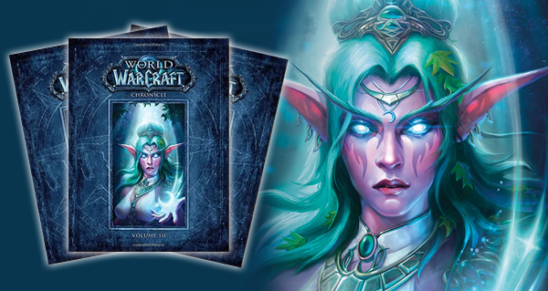 mamytwink : 3 livres world of warcraft chroniques vol. 3 a gagner sur twitter