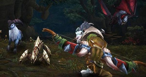 patch 8.1.5 : up pour le chasseur maitrise des betes