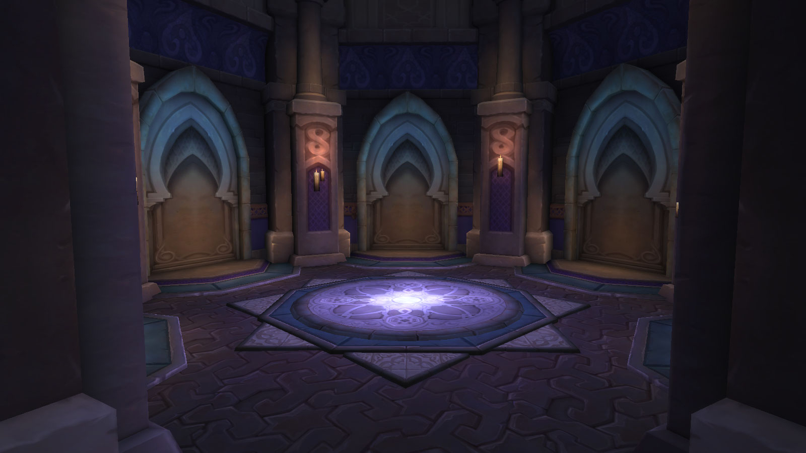 Suppression des portails à Dalaran au patch 8.1.5