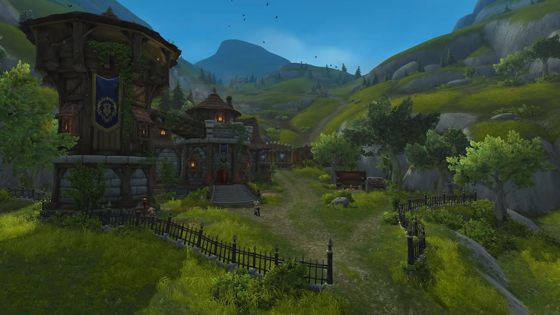 Bassin Arathi au patch 8.1.5