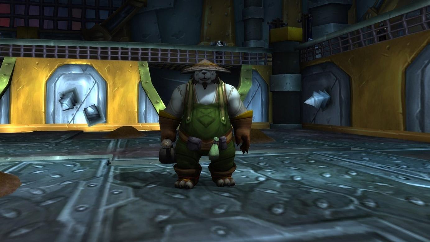 Le fermer Xiang-Su est un boss de rang 3