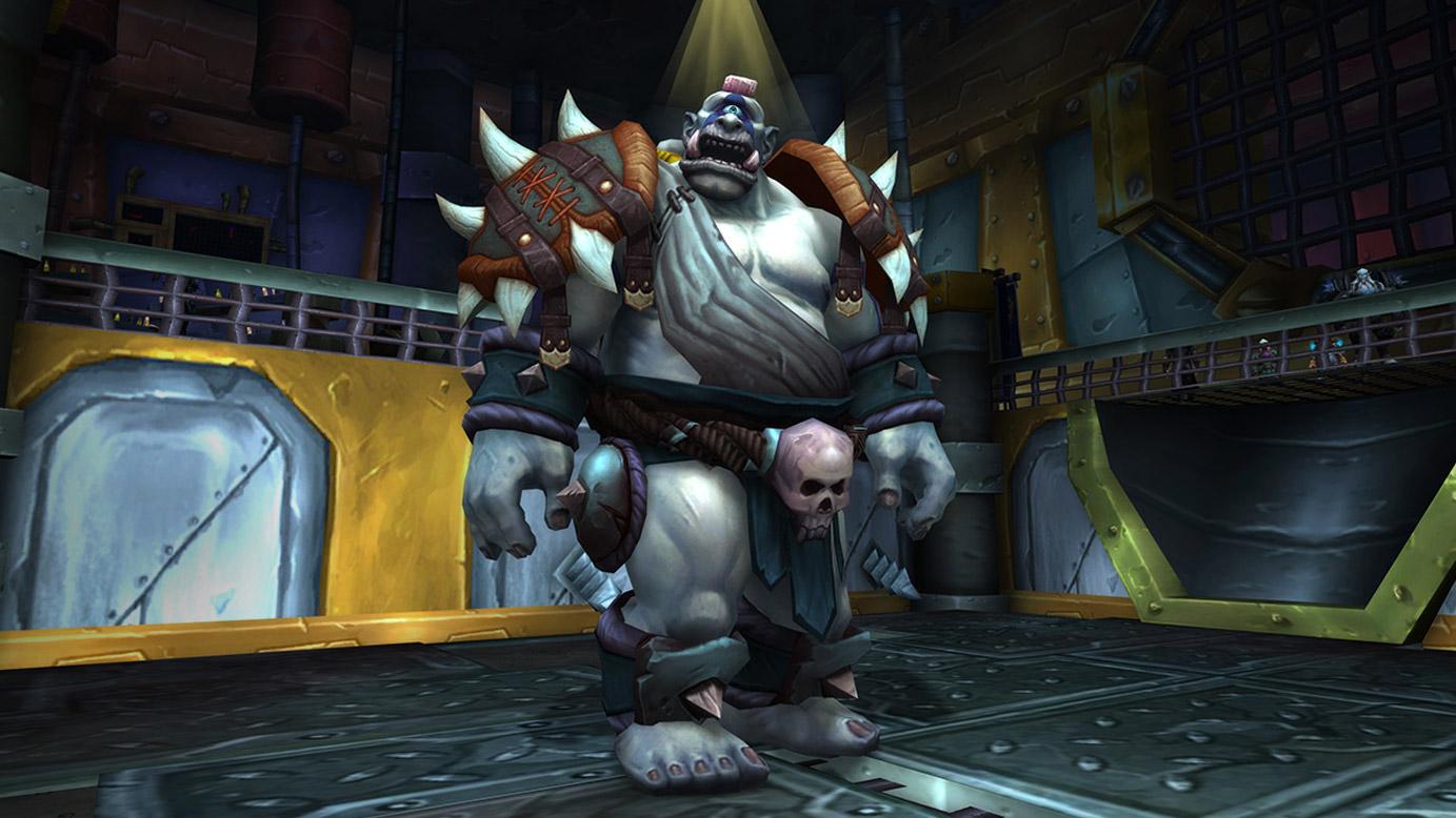 Thok Martel-Espace est un boss de rang 1