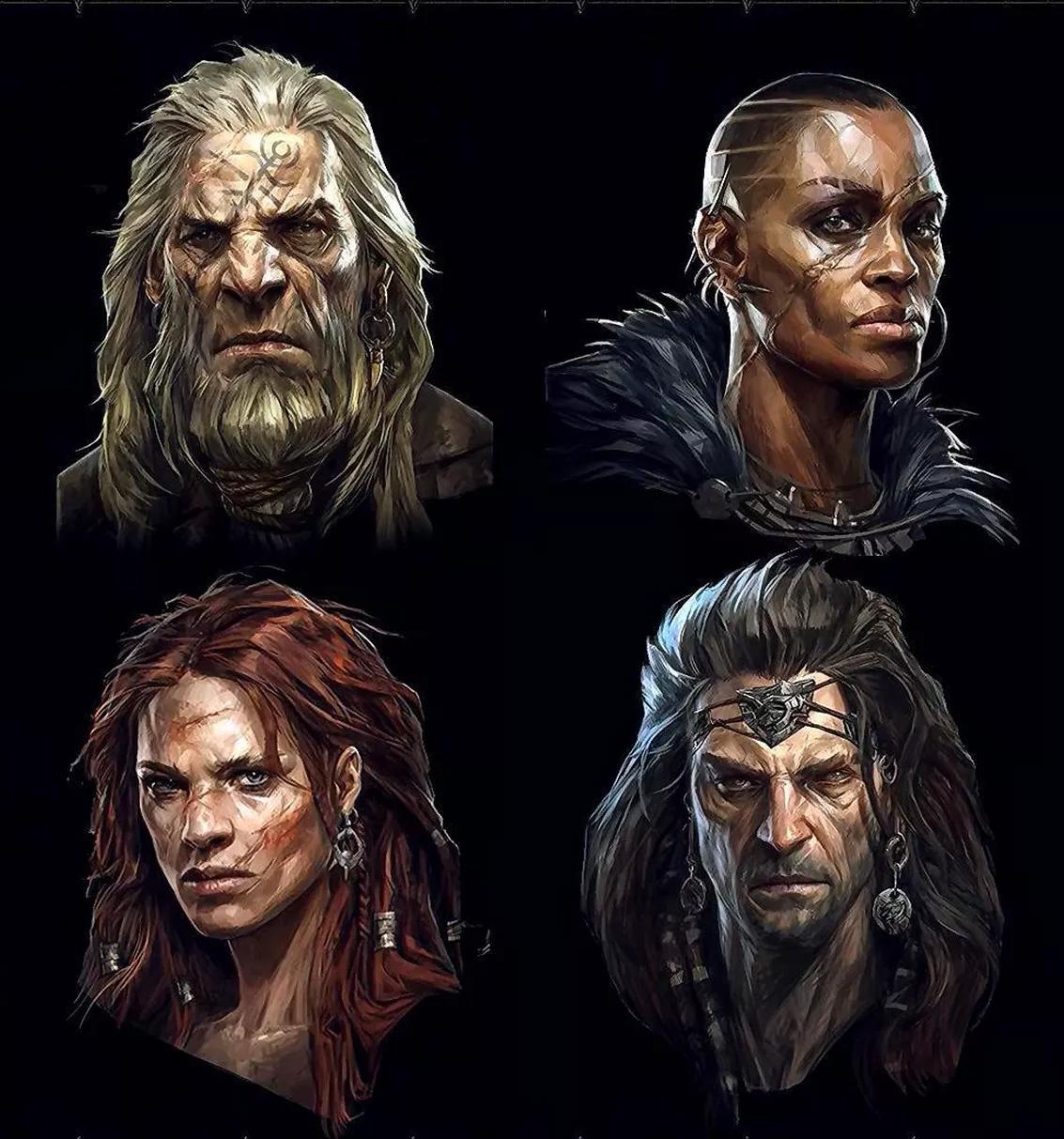 La personnalisation de Diablo 4 vous permet de faire le personnage que vous voulez.