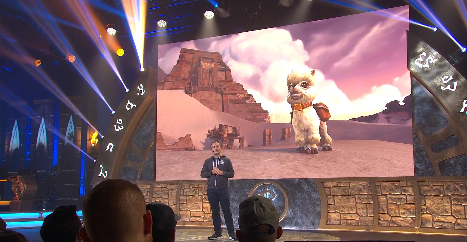 Dotty : prochaine mascotte caritative de Blizzard