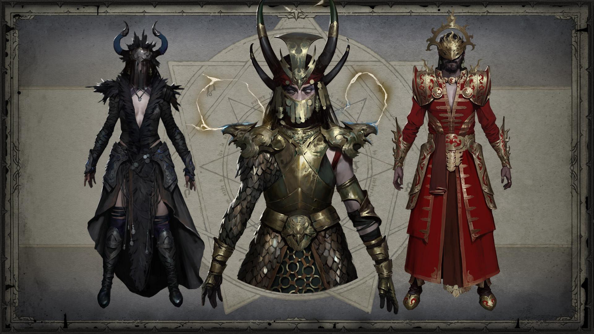 La sorcière dans Diablo 4