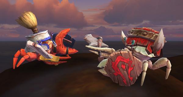 patch 8.3 : des changements en vue pour le combat de mascottes