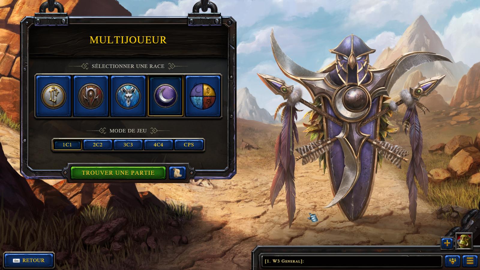 Warcraft III : Reforged - Ajout des Elfes de la nuit