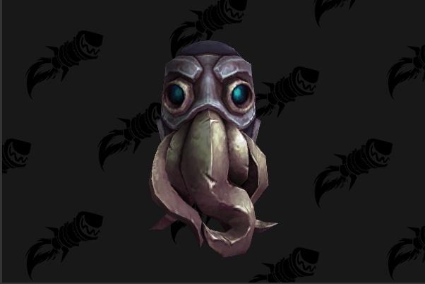 Masque des Visions horrifiques du patch 8.3