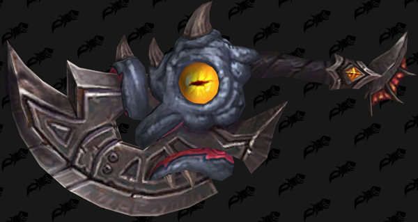patch 8.3 : les modeles d'armes du raid ny'alotha