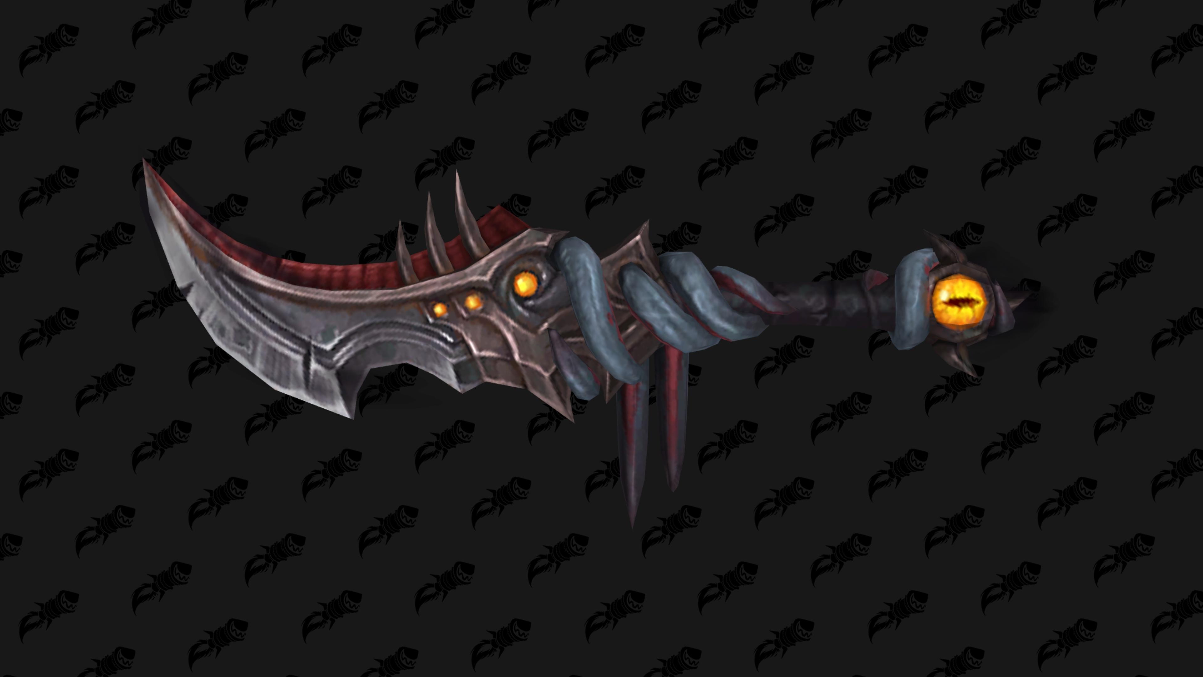 Modèle de dague - Agilité (mode mythique)