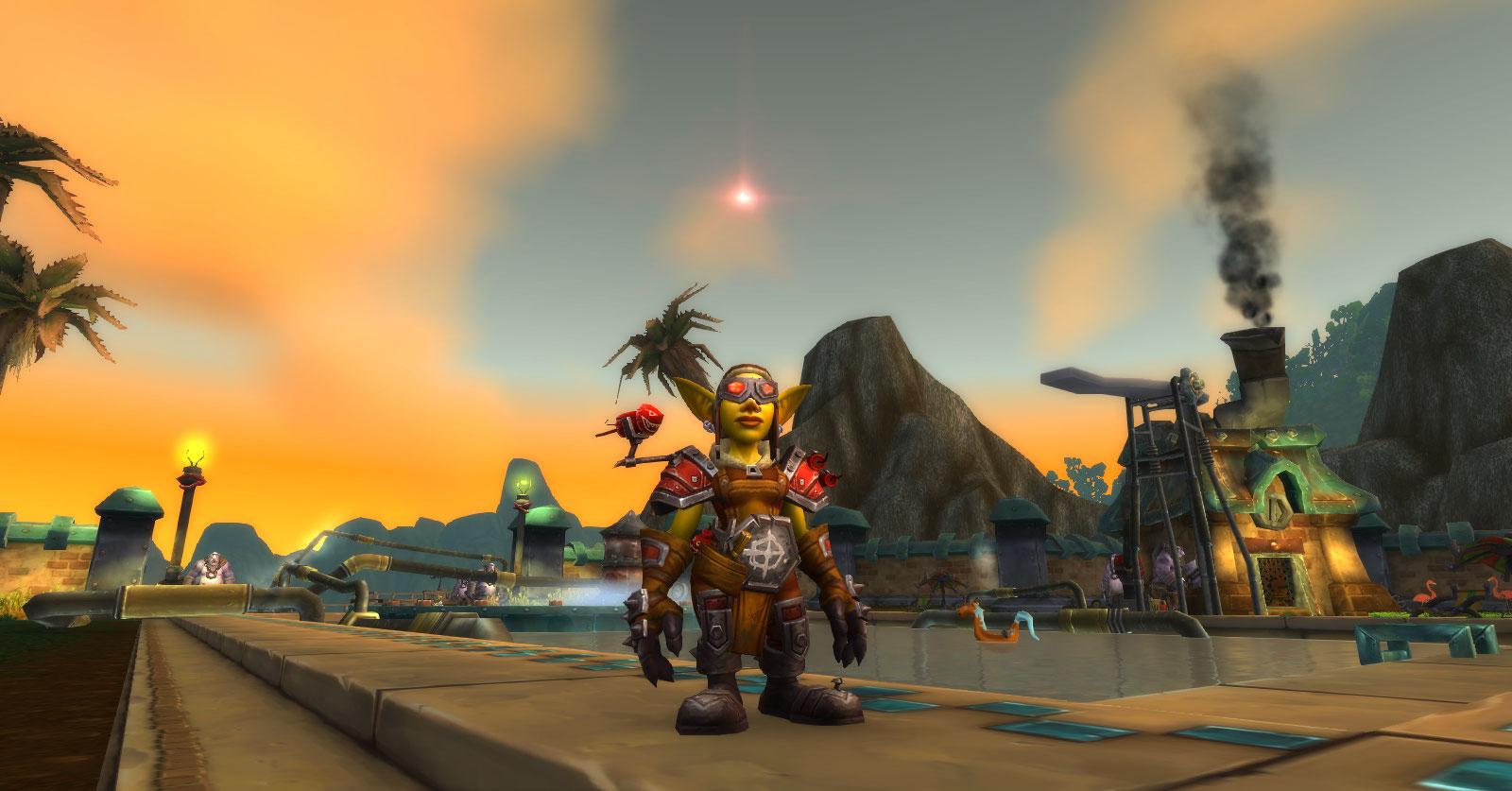 L'armure ancestrale de Kezan est désormais à vous !