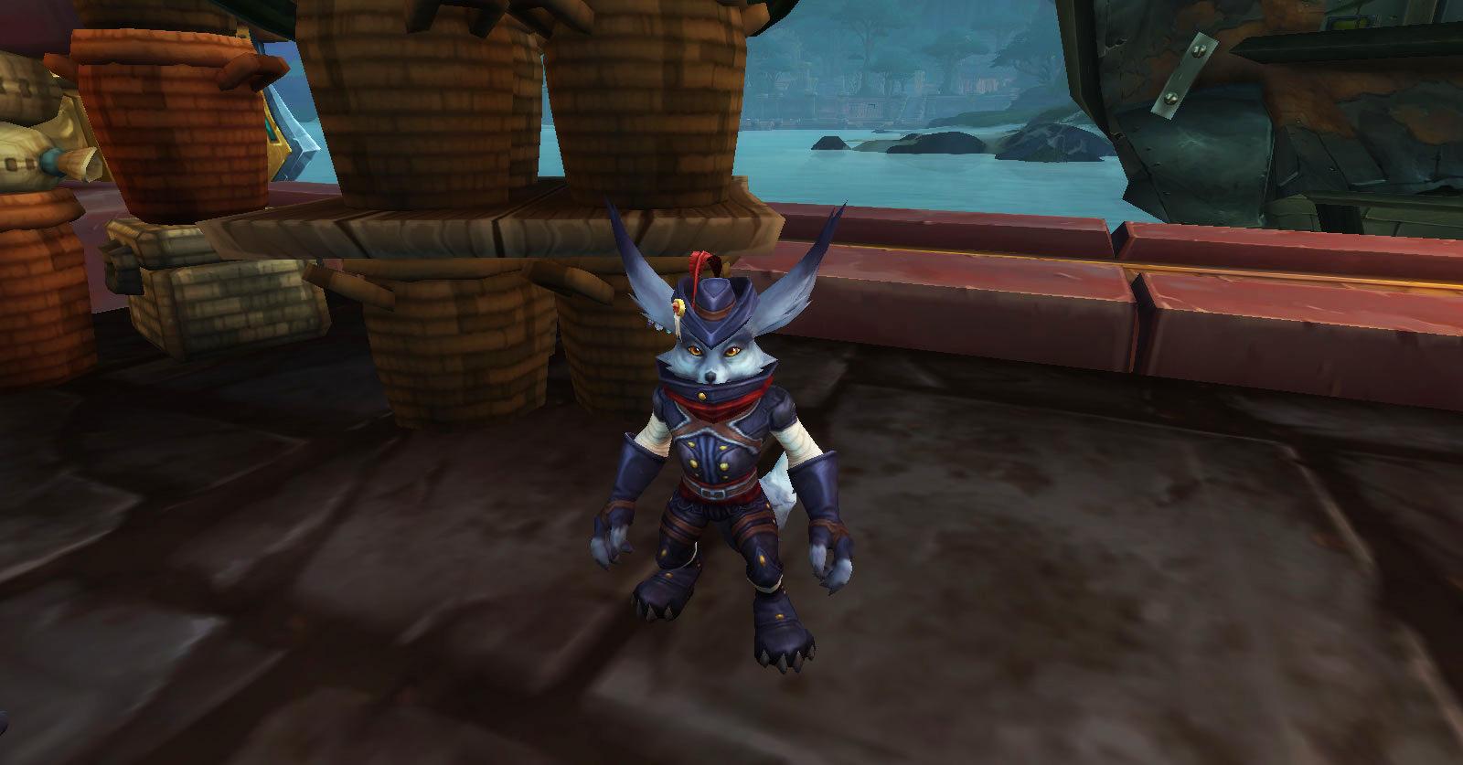Capitaine Kitt de la Horde