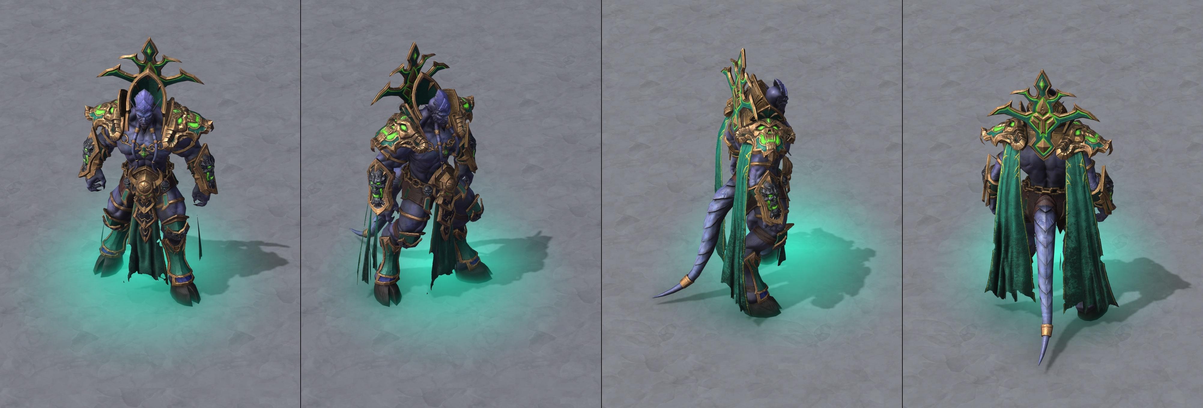 Warcraft III Reforged : Archimonde