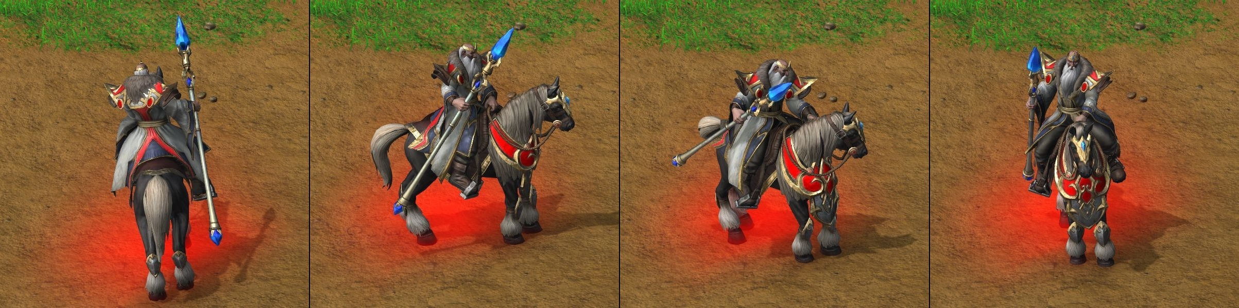 Warcraft III Reforged : Archmage