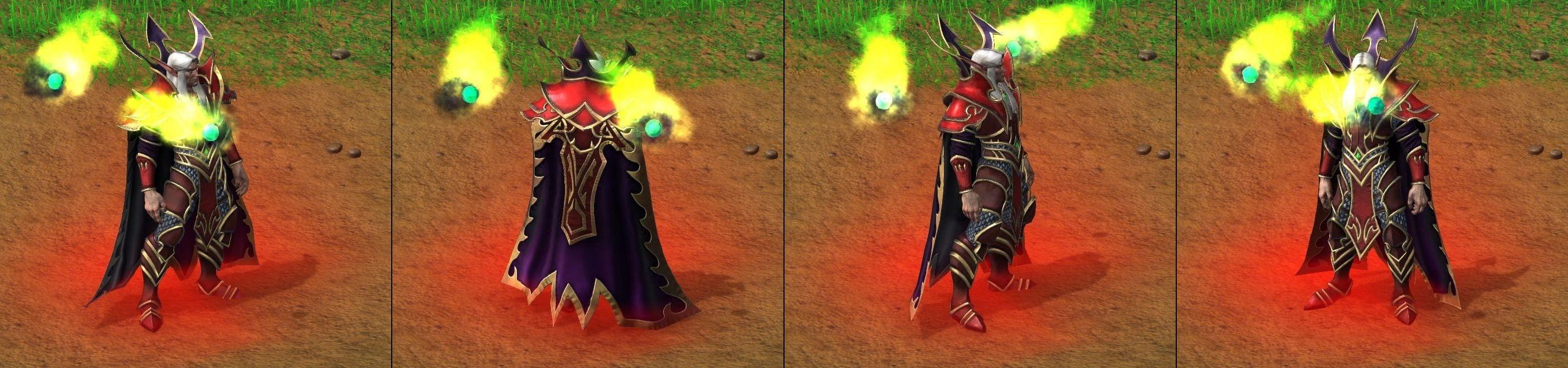 Warcraft III Reforged : Blood Mage