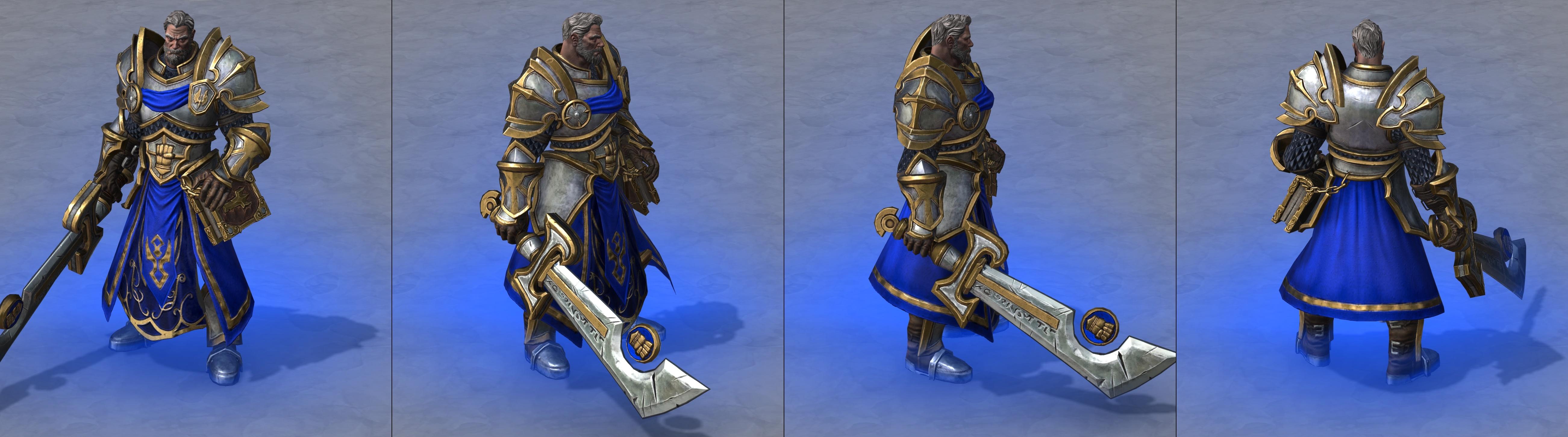 Warcraft III Reforged : Dagren the Orcslayer