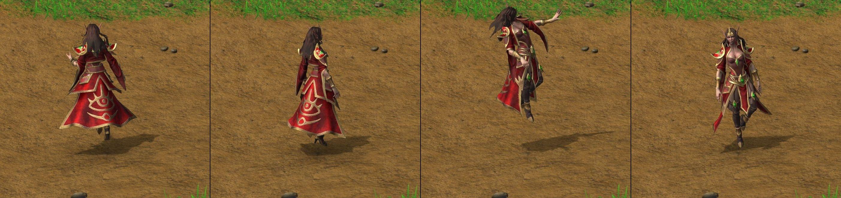 Warcraft III Reforged : Sorceress