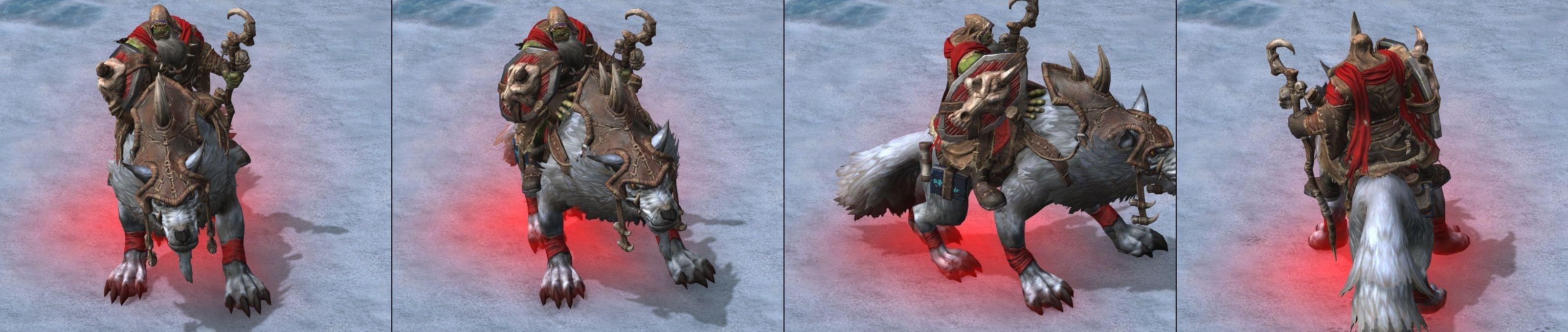 Warcraft III Reforged : Far Seer