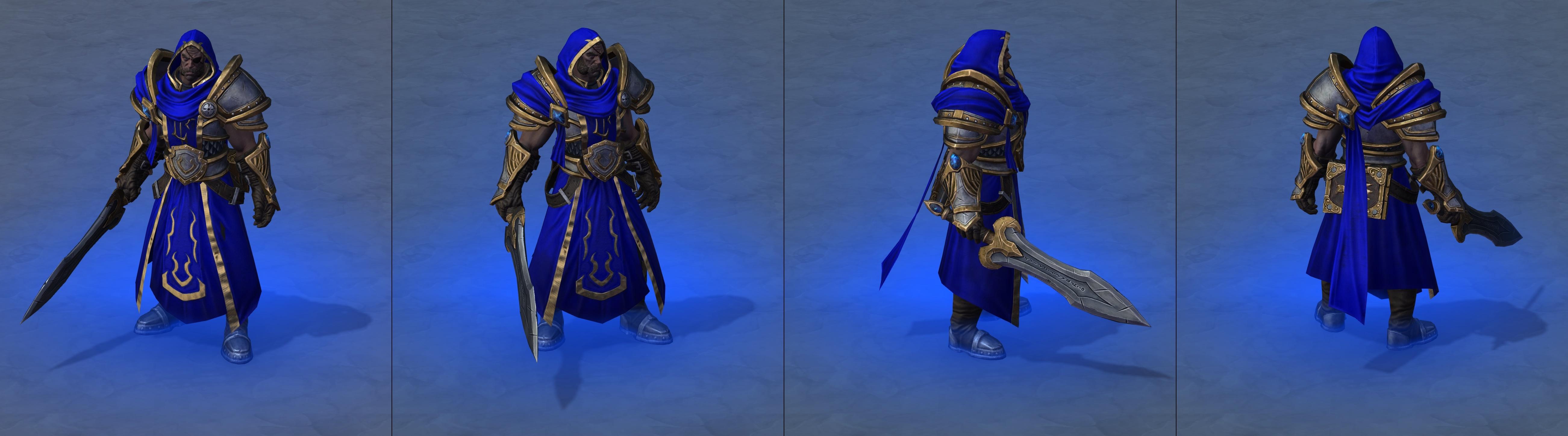 Warcraft III Reforged : Halahk the Lifebringer
