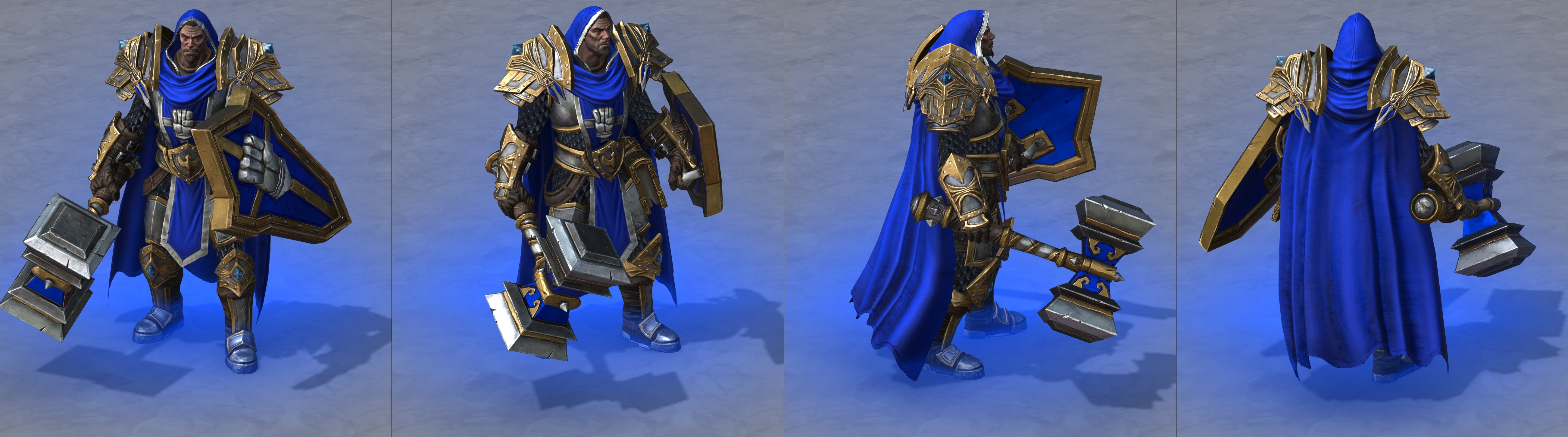 Warcraft III Reforged : Magroth the Defender